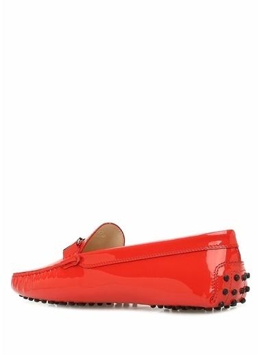 Tod's Ayakkabı Kırmızı